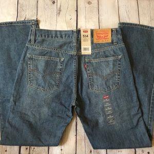 Levi's Bottoms - Levi's 514 Straight Fit Jeans
